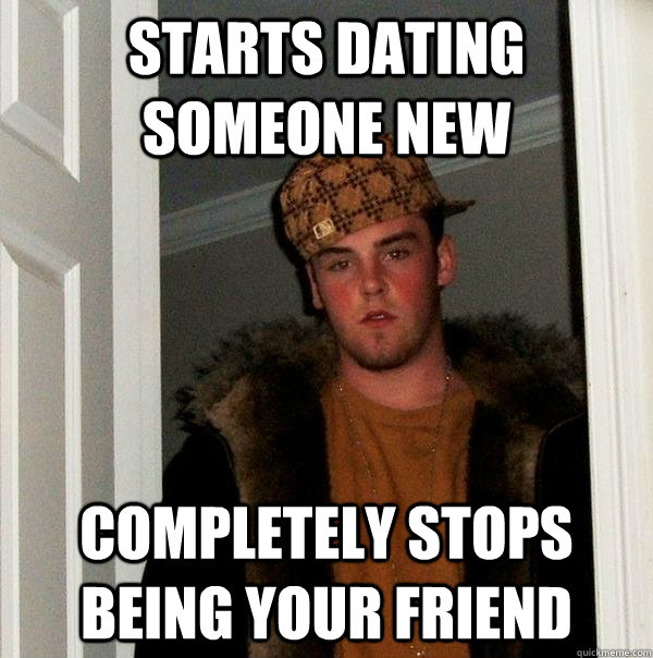 When your friends start dating each other