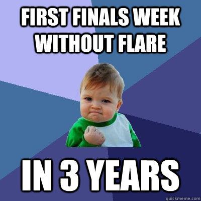 Finals Week Meme Matrix first finals week with...