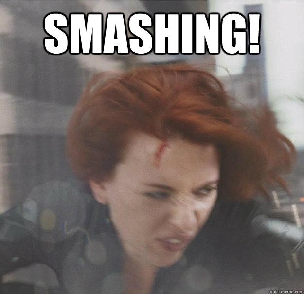 smashing!  - smashing!   Misc