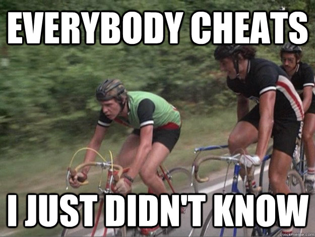 Everybody Cheats I just didn't know - Everybody Cheats I just didn't know  breaking away