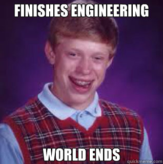 Finishes Engineering World Ends