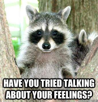 01fe51a16575cfb78f18092ada0686bf15dca8b6c8b2690ca1dc70d1f665aeca relationship advice raccoon memes quickmeme