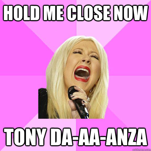 Hold Me Close Now  Tony Da-aa-anza - Hold Me Close Now  Tony Da-aa-anza  Wrong Lyrics Christina