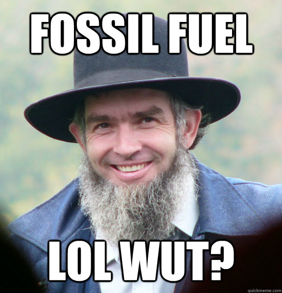 Fossil Fuel lol wut?