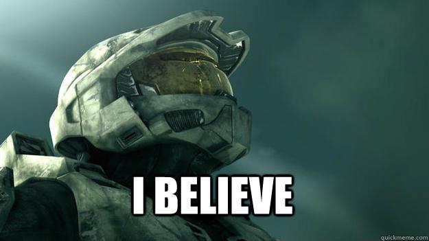 I believe - I believe  Misc