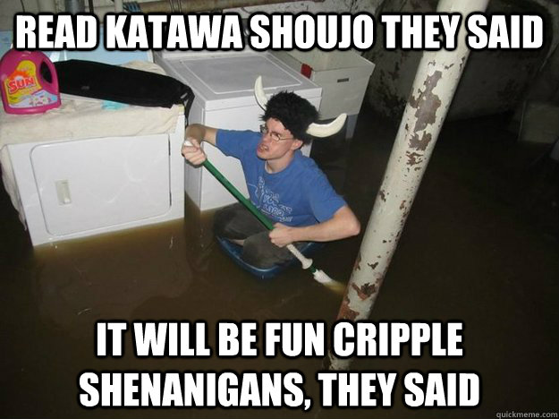 read katawa shoujo they said it will be fun cripple shenanigans, they said