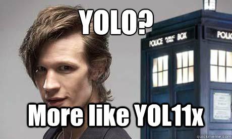 YOLO? More like YOL11x