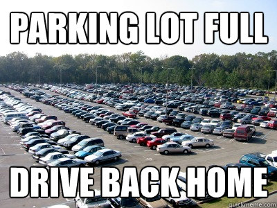 Image result for parking meme