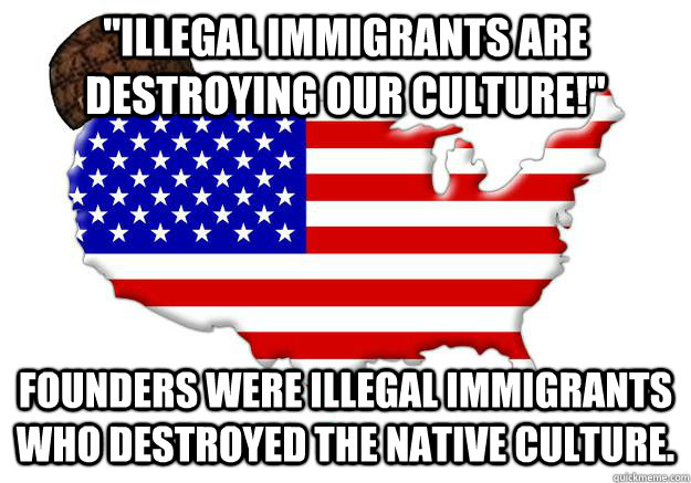 How are illegal immigrants destroying America?