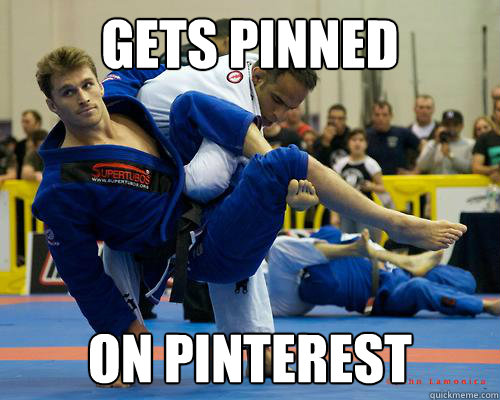 Gets pinned On Pinterest - Gets pinned On Pinterest  Ridiculously Photogenic Jiu Jitsu Guy