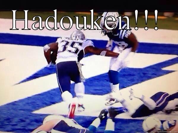 HADOUKEN!!!  Misc