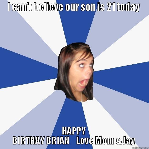 Happy Birthday Brian Quickmeme