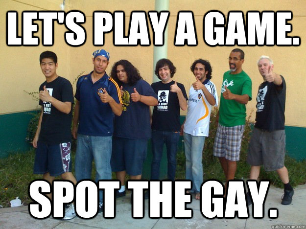 The gay game