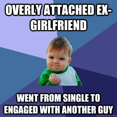 coping with ex wife dating another