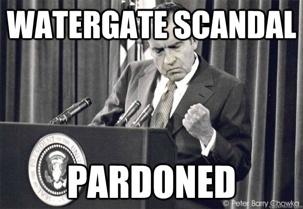 the watergate scandal and its effects on the americans All the president's men (and olivia) the watergate scandal resulted in 69 government officials being charged and 48 being found long-term effects of watergate.
