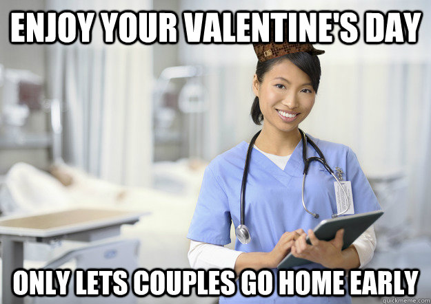 dating a male nurse memes