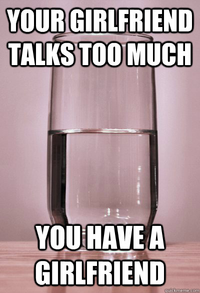 what talk about with your girlfriend