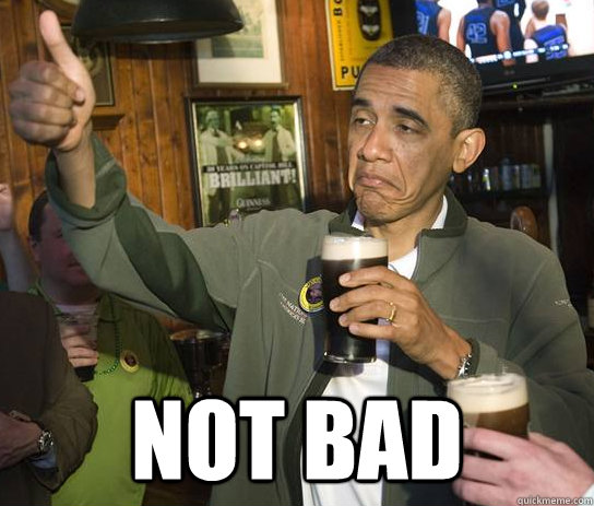 Obama agrees.