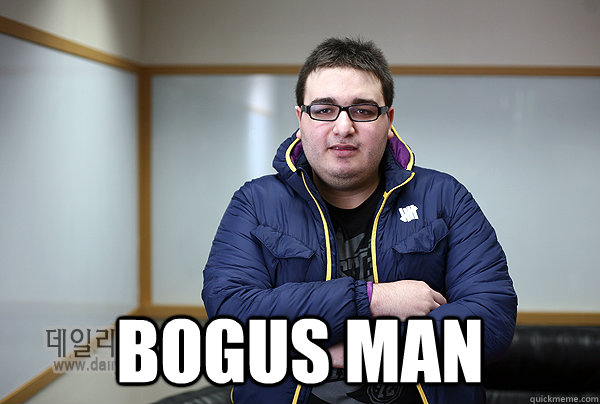 bogus man -  bogus man  princess