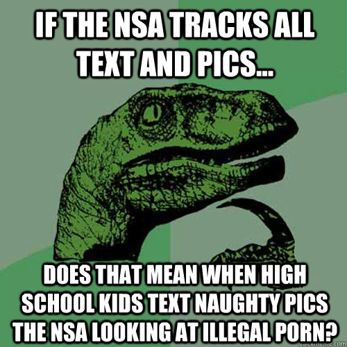 what does nsa sex mean