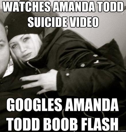 Pinupsexgirls Amanda Todd Boob Flash Picture