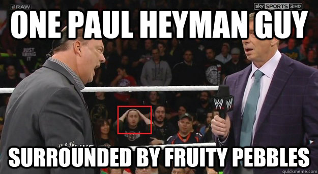 cm punk and paul heyman relationship memes