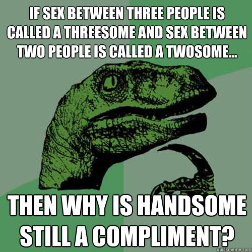 Have sex between two people not