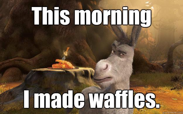 067d9702c24c396f0d423bfd8ddd38895de9026e3d212cf8439921407ec062dd donkey meme waffles image gallery hcpr,Donkey Waffles Meme