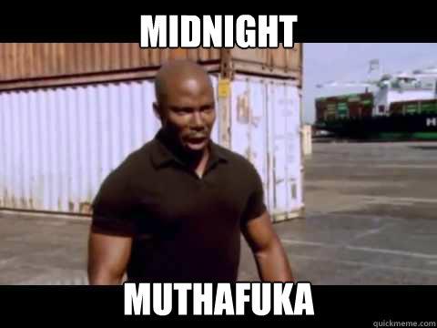 midnight muthafuka - midnight muthafuka  Misc