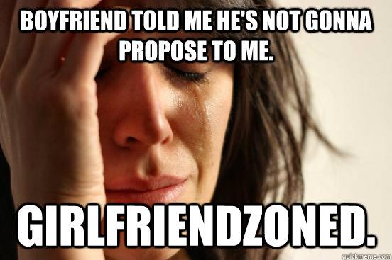 why won t my boyfriend propose