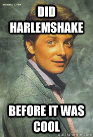 Did harlemshake before it was cool - Did harlemshake before it was cool  Misc