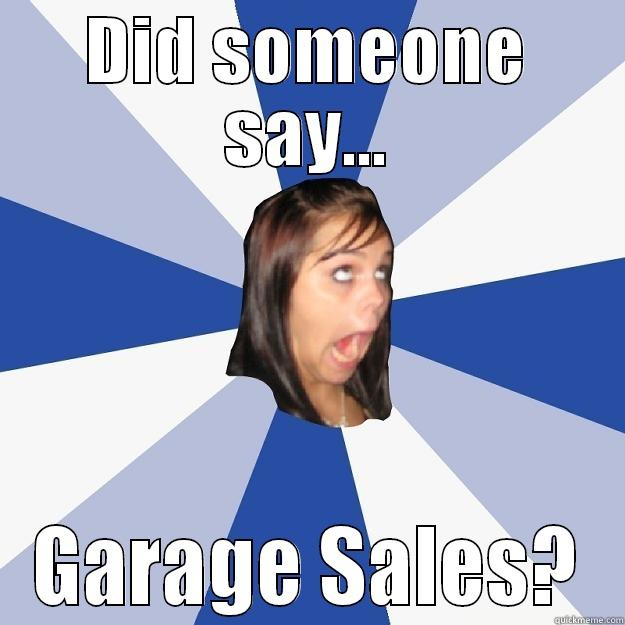 Image result for garage sale memes
