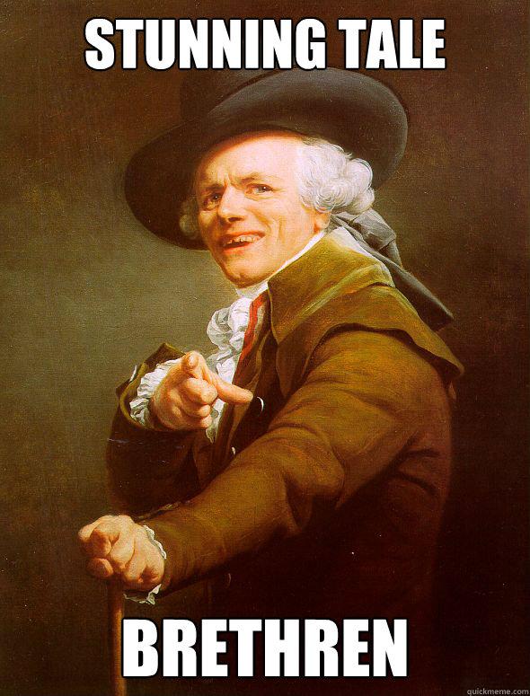 Stunning tale brethren - Stunning tale brethren  Joseph Ducreux
