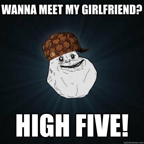 Meet my girlfriend meme