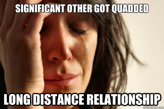 long distance relationship problems