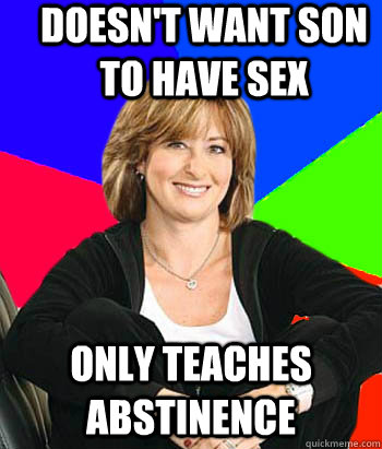 Mom teaches son about sex picture 57