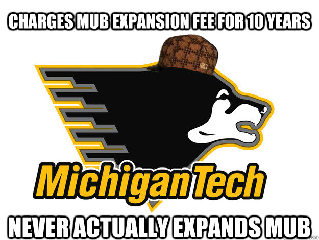 CHARGES MUB EXPANSION FEE FOR 10 YEARS NEVER ACTUALLY EXPANDS MUB