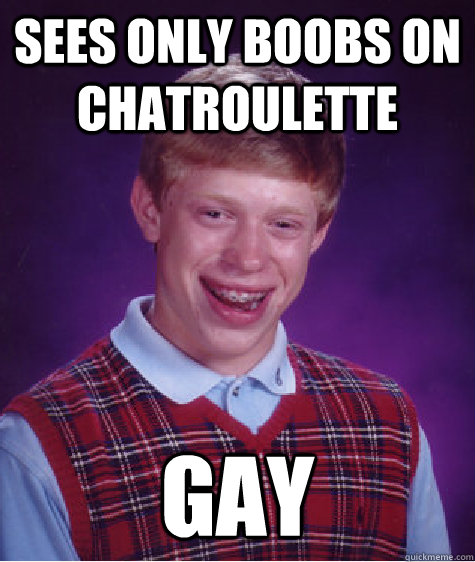 Chat roulettegay