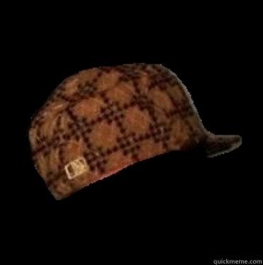 -    Good Guy Scumbag hat