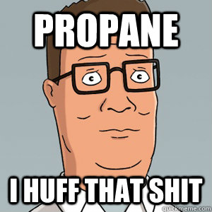 Hank Hill Propane