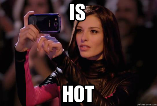 Is hot - Is hot  Dumbass T-Mobile Girl