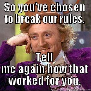 Condescending Wonka memes | quickmeme