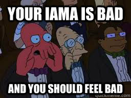 Your IAMA is bad and you should feel bad - Your IAMA is bad and you should feel bad  Zoidberg