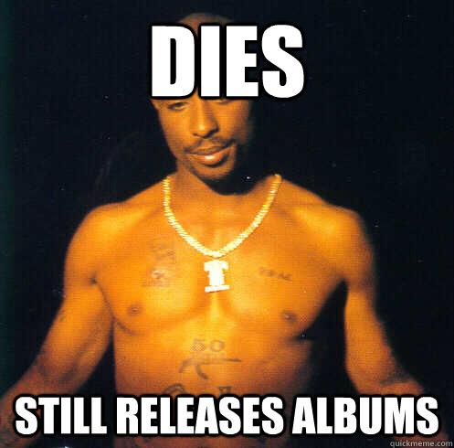 dies still releases albums