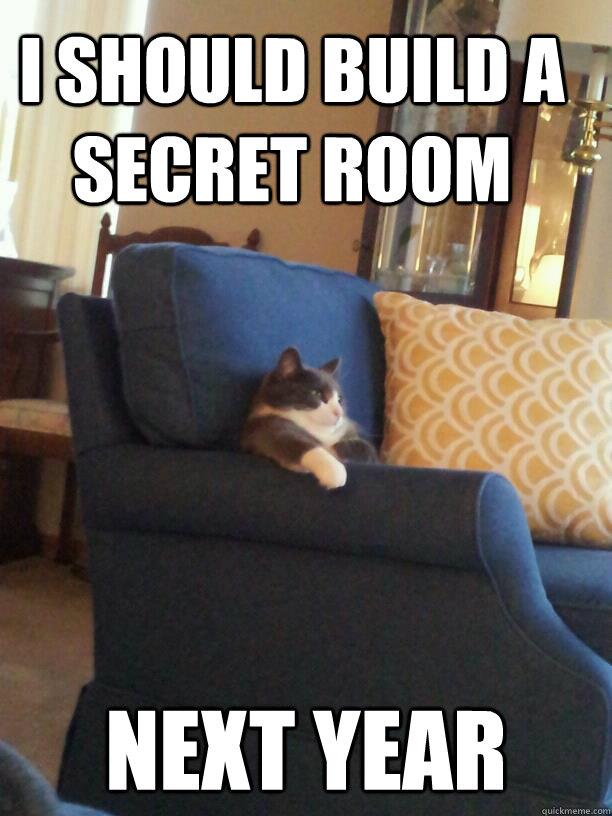 how to build a secret room in bloxburg