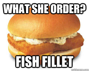 filet o fish dating Mcdonald's garlic fries are back by amy graff add up a big mac (land), a filet-o-fish (sea) and a facebook's dating service is a chance to meet the.