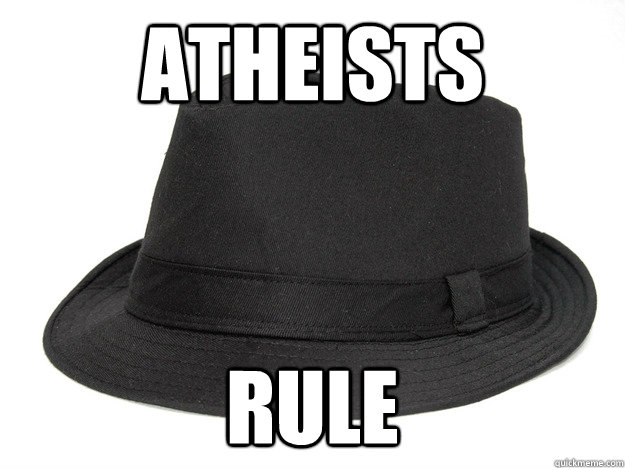 Atheists  RUle - Atheists  RUle  Misc