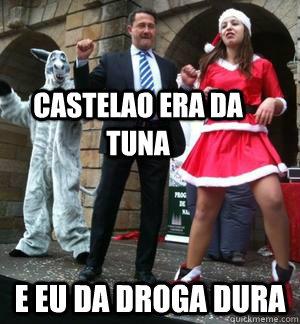 castelao era da tuna e eu da droga dura - castelao era da tuna e eu da droga dura  Conde Roa