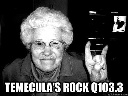 temecula's Rock Q103.3