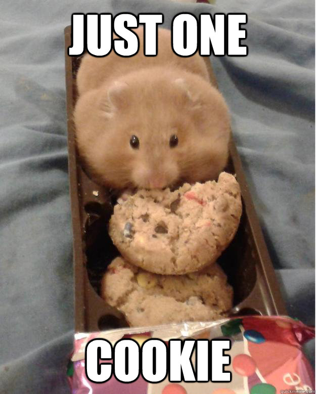 Just one cookie - Just one cookie  Misc